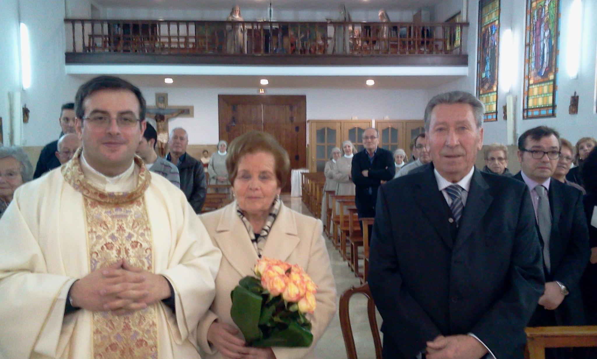 Matrimonio Catolico Misa : Homilía en la misa por las bodas de oro matrimoniales de francisco