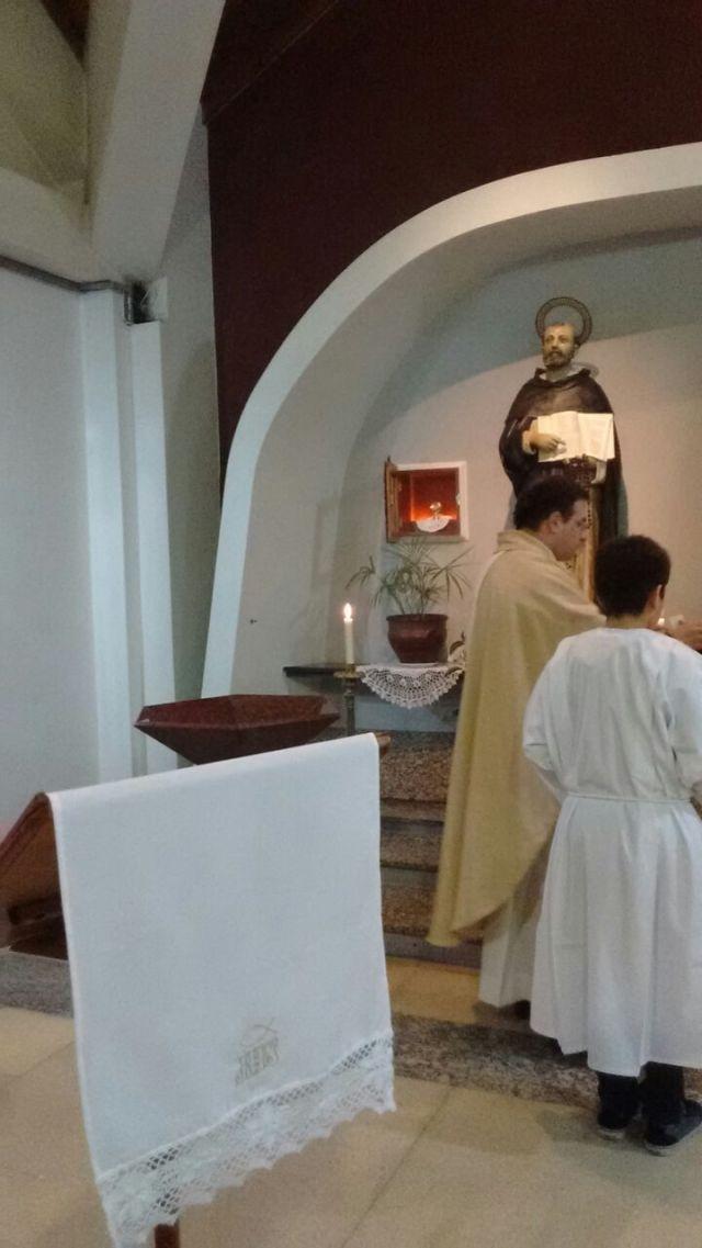 Capilla Santo Domingo.